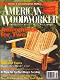 img - for American Woodworker, May 2008 Issue book / textbook / text book