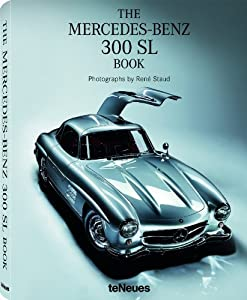 Mercedes-benz 300sl Book German English And French Edition from teNeues