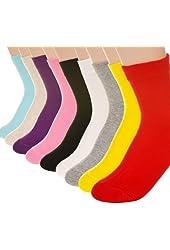 Basic Solid Socks