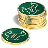 South Florida Bulls Golf Ball Markers (4 Pack)