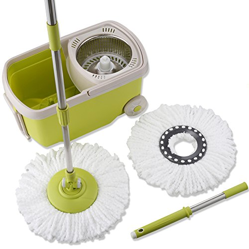 topmop-deluxe-stainless-steel-rolling-spin-mop-and-bucket-2017-upgraded-model-includes-2-microfiber-
