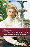 img - for Love Inspired Historical September 2014 Bundle: His Most Suitable Bride\Cowboy to the Rescue\The Gift of a Child\A Home for Her Heart book / textbook / text book