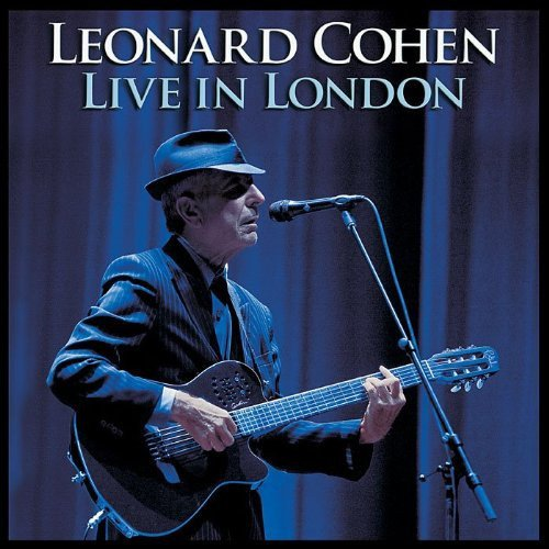 Vinilo : Leonard Cohen - Live in London (Holland - Import, 3 Disc)