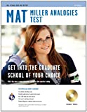 Miller Analogies Test (MAT) with TestWare, 6th Edition (Book & CD-ROM)