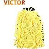 Generic Microfiber Cleaning Cloth Gloves Magic Large Car Wash Mitt Towel Kitchen Double Side Brush Window Cleaner...