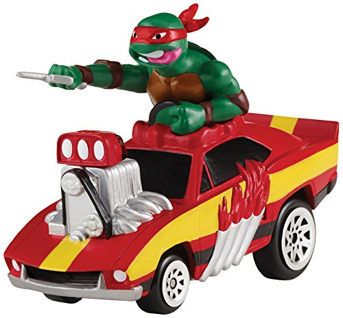 Teenage-Mutant-Ninja-Turtles-T-Machines-Extreme-Speed-Demon-with-Raphael-Vehicle-with-Sound