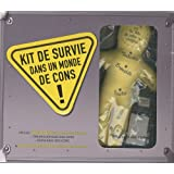 Kit de survie dans un monde de cons : Coffret 2 volumes : Vivre avec des cons ; Travailler avec des conspar Tonvoisin Depalier