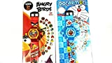 Angry Bird And Doremon 24 Projector Watch -FM(Colour May Very)