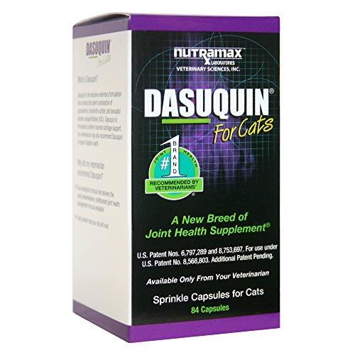 nutramax dasuquin capsules 84 count 885790475777. Black Bedroom Furniture Sets. Home Design Ideas