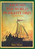 img - for Around the World in Eighty Days (Books of Wonder) book / textbook / text book