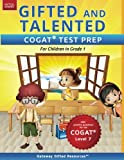 img - for Gifted and Talented COGAT Test Prep: Gifted Test Prep Book for the COGAT Level 7; Workbook for Children in Grade 1 book / textbook / text book
