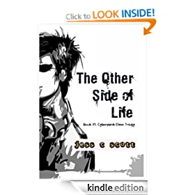 The Other Side of Life (Elves, Urban Fantasy, Cyberpunk Elven Trilogy, Book 1)
