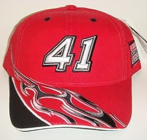 Buy NASCAR #41 Reed Sorenson Target Flame Velcro Pit Cap by NASCAR