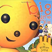 Big Time Olie (Rolie Polie Olie) by William Joyce cover image