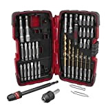 Milwaukee 48-32-1500 Quik-Lok 38-Piece Hex Shank Drilling and Driving Bit Set