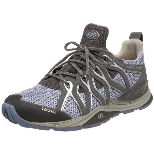 Tecnica Women's Black Widow Speed Hiker, Blue Tide/Grey, 9.5 M US