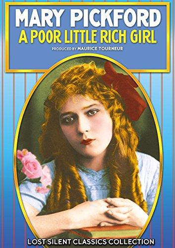 DVD : Poor Little Rich Girl (silent)