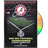 2009 SEC Championship: Alabama Crimson Tide Vs. Florida Gators