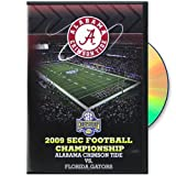 2009 SEC Championship: Alabama Crimson Tide Vs. Florida Gators