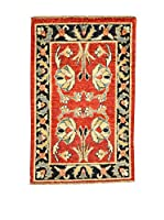 Design Community By Loomier Alfombra Oz Ziegler Far Extra (Rojo/Multicolor)