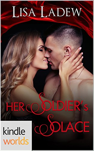 Club Prive: Her Soldier's Solace (Kindle Worlds Novella)