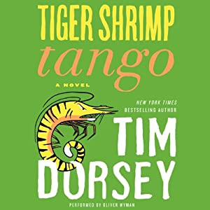 Tiger Shrimp Tango Audiobook
