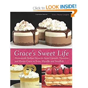 Chocolate Truffle Tart with Chocolate Glaze traditional italian desserts tart recipe Grace's Sweet Life fancy desserts dessert chocolate book review Bake