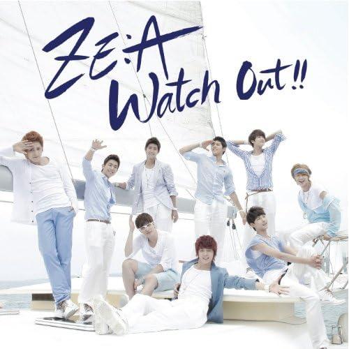 Watch Out !! ~熱愛注意報~ 【Type-B】 (DVD付)をAmazonでチェック!