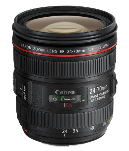 Canon EFレンズ EF24-70mm F4LIS USM 標準ズームレンズ EF24-7040LIS