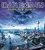 Iron Maiden Brave New World Official Sticker (11cm x 10cm)