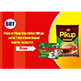 Duncans Pikup Cup Coffee-200 Gm And Get DD Green Tea -Tea Bag 25 N Free