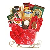 California Delicious Snowflake Sleigh Holiday Gift, 3 Pound