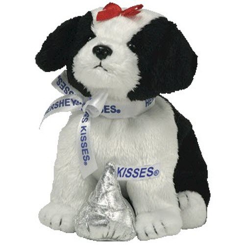 Ty Beanie Babies Cookies and Creme - Hershey's Dog (Walgreens Exclusive)