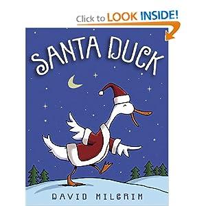 Santa Duck: David Milgrim: 9780399255410: Amazon.com: Books