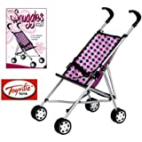 Toyrific Snuggles Deluxe Dolls Buggy