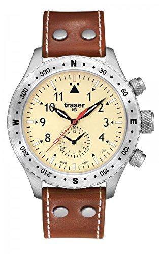 Traser Aviator Jungmeister Watch men´s watch (T5302.H5H.4P.18)