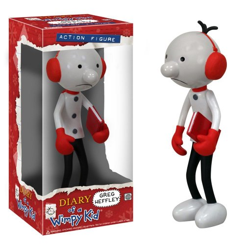Diary Of A Wimpy Kid Greg Heffley Holiday Action Figure