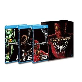 ブルーレイ スパイダーマン™ トリロジーボックス [Blu-ray]