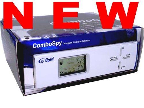 Enlight COMBO SPY FAN CTRL BD-WHT CTRLS 4 FANS RET BOX  EN-5601500B0000C9WGJ