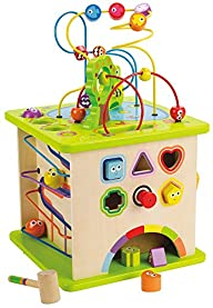 Hape – Country Critters Wooden Activi…