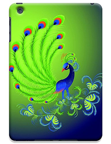 Fantastic Faye Cell Phone Cases For iPad mini No.12 The Beautiful Design With Various Lovely Peacock and Paintings Of Proud As A Peacock
