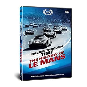 Racing Through Time - The History of Le Mans [DVD]