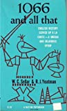 1066 and All That (0525470255) by Yeath Sellar