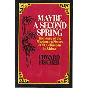 Maybe a Second Spring - book cover