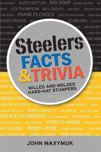 Steelers Facts and Trivia at Amazon.com