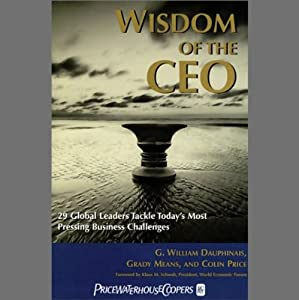 Wisdom of the CEO Hörbuch