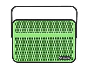 Raidfox@ Everywhere Wireless Bluetooth Speaker with NFC ,Micphone (Black+Green)