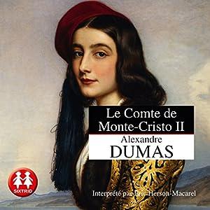 Le comte de Monte-Cristo II Audiobook