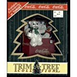 COCA COLA ORNAMENT~~TARGET EXCLUSIVE POLAR BEAR AND friend #1