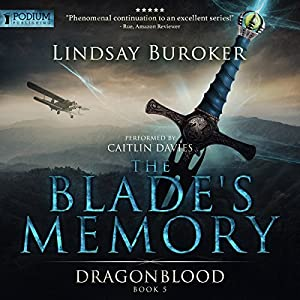 The Blade's Memory Audiobook